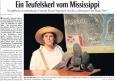 Neue Westfälische (28. Januar 2014)