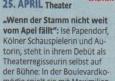 Kölner Stadtanzeiger (23. April 2014)